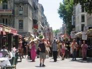 Avignon -Festival week