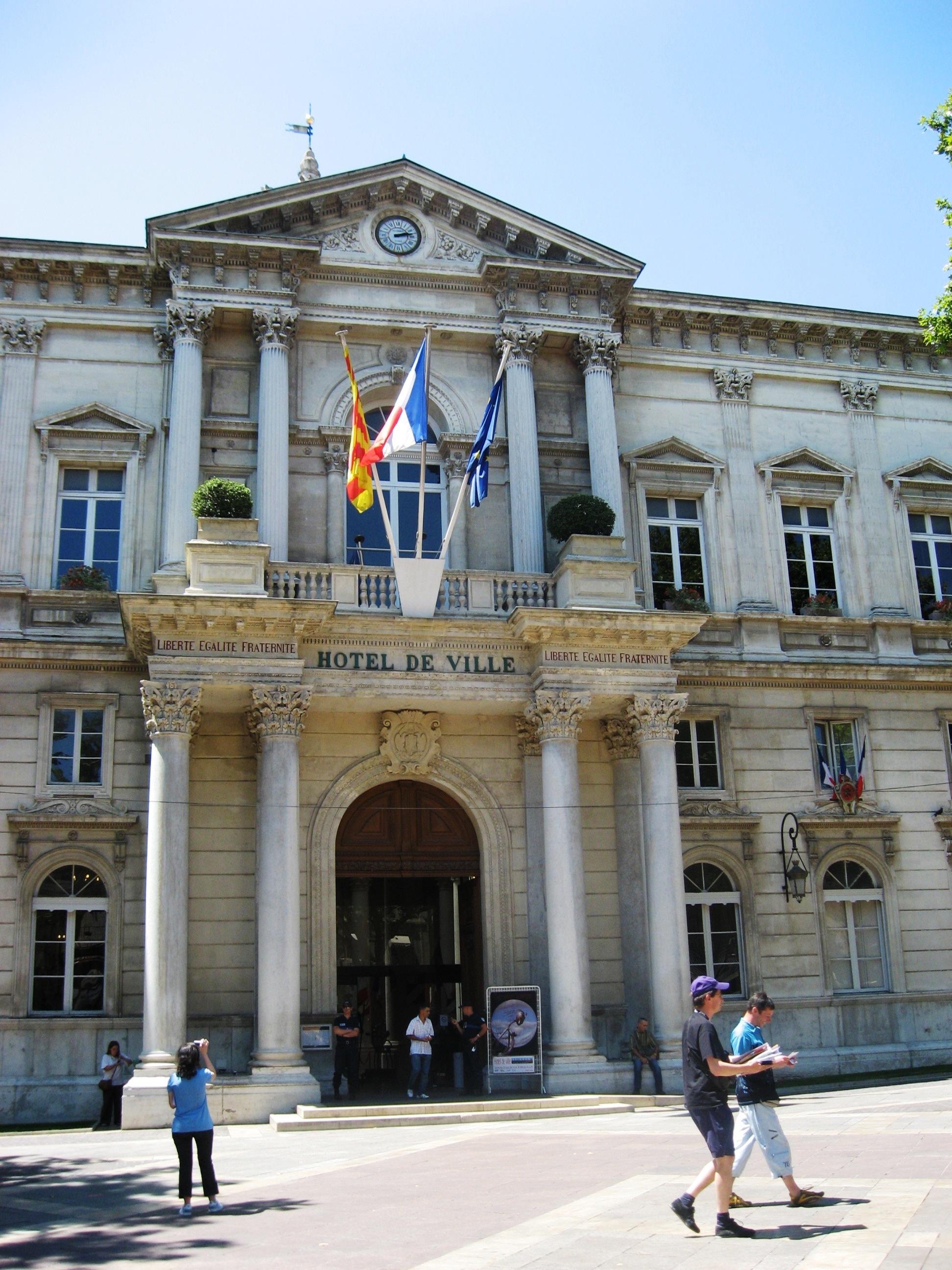 Hotel Avignon Gare Tgv