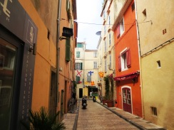 Rich colour in Saint Tropez