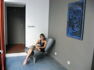 Vaision - Cool chair in the Burrhus atrium