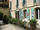 Shutters- typically Provencal