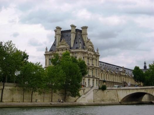 Hotel De Ville (City Hall) from the Seine