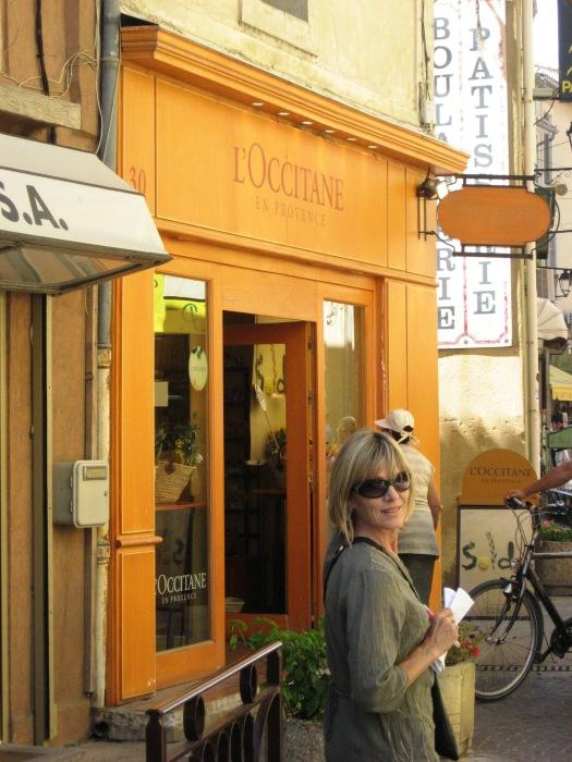 L'Occitaine en Provence!