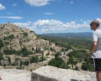 Gordes is stunning
