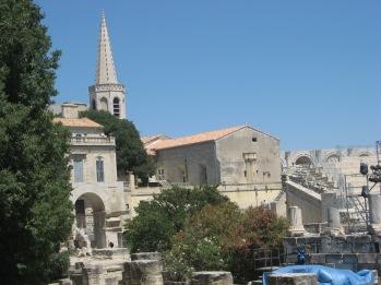 Arles - lovley spire