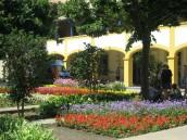 Arles -Van Gogh gardens 2