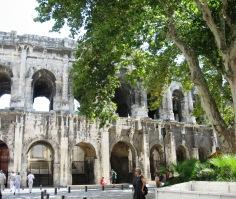 Nimes amphitheatre 2