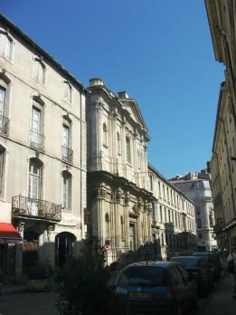 Nimes street