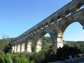 Pont du Gard -amazing feat of architecture