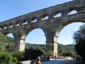 Pont du Gard - how cool is this!