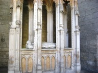 Pope Innocent VI's tomb