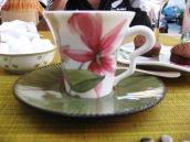 Exquisite Limoge cup
