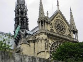 Paris - Notre Dame, detail