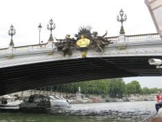 Paris - Pont Alexandre, my favourite
