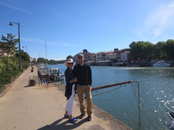 Beside the Canal du Midi