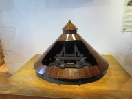 Da Vinci's tank design