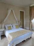 Our lovely room in Domaine de Monrecour
