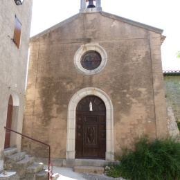 Little church in Figanieres