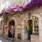 Colour in St Paul de Vence