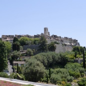 Goodbye St Paul de Vence