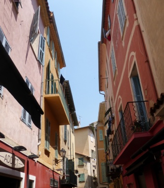 Villefranche-sur-Mer -reminds me of Italy