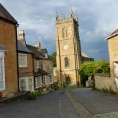 Blockley's 12th Century church