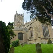 St James' Anglican church in Chipping Campden