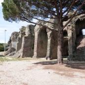 Frejus amphitheatre