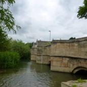 A bridge in Burford