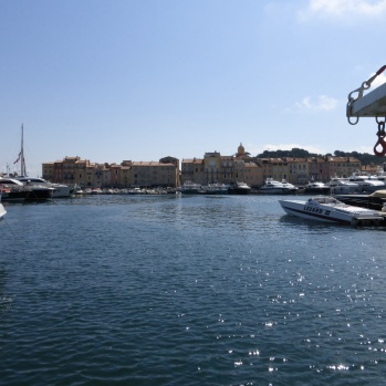The Port at St Tropez