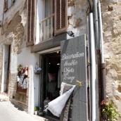 Fayence shop