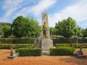 St Cyprien memorial