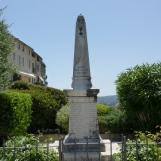 St Paul de Vence memorial