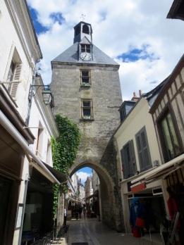 Amboise town - so pretty