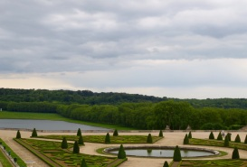 A view to the gardens