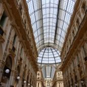 Galleria Vittorio Emmanuele !!