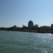On the way to Burano