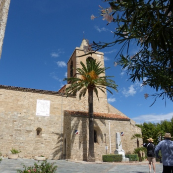 Church in Grimaud