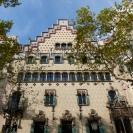 Casa Amatller - designed by Josep Puig i Cadafalch