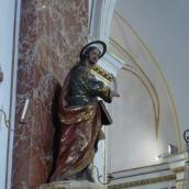 Reliquary in the Basilica