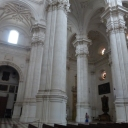 Check out the size of the pillars