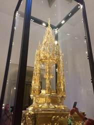 Top of the Monstrance