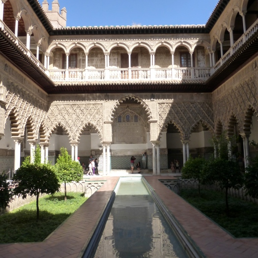 The Maiden's Courtyard