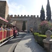 The tourist train