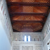 The astonishing ceiling