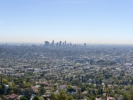 Downtown LA from Griffiths Observatory