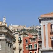 The colours of Napoli
