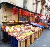 Laneside vege stall