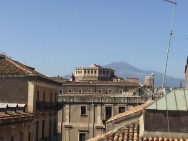 Etna is ever present