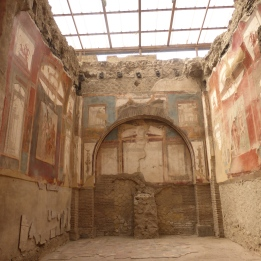 Hall of the Augustals (freed slaves)
